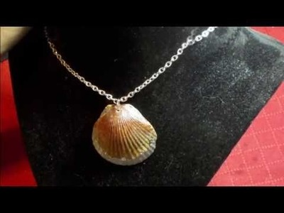 Sea Shell Necklace Demonstration - by Ironhunt
