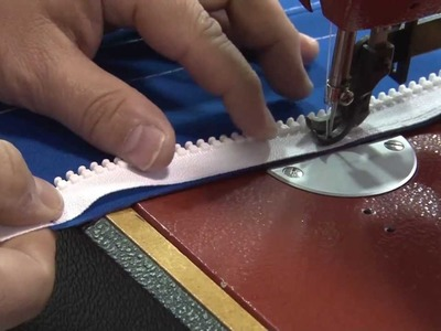Sewing Zippers 101: Fold Under Approach (Take 2!)