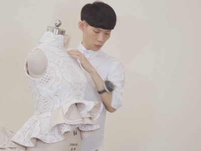 The making of couture