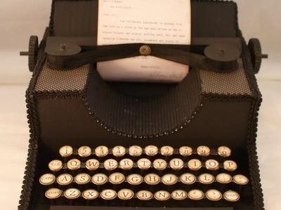 Typewriter tutorial part-2