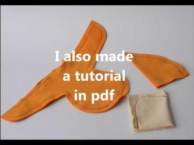 Waldorf Doll Making - Free Pattern and Tutorial