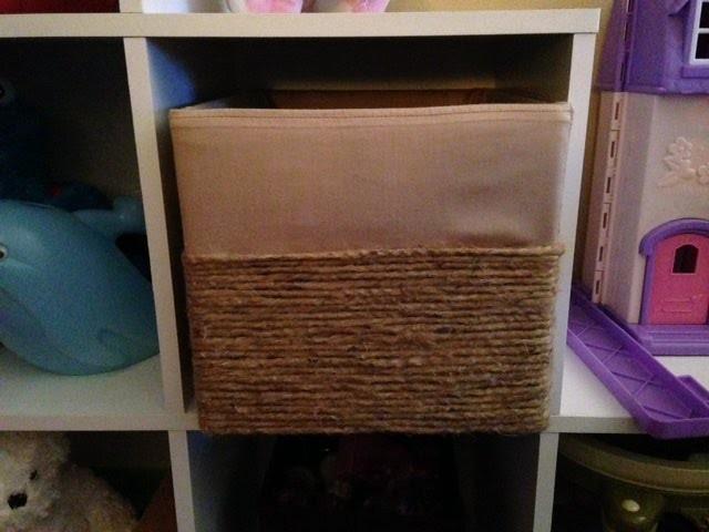 DIY Twine Box