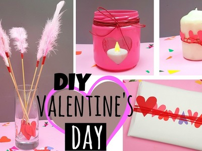 DIY Valentine's Day Room Decor & Gift Ideas | Easy & Inexpensive Ideas