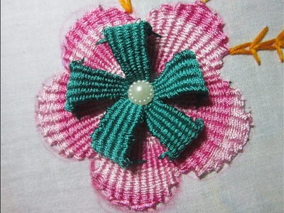 Hand Embroidery Designs | Hand Embroidery Flower Design | Stitch and Flowr-77