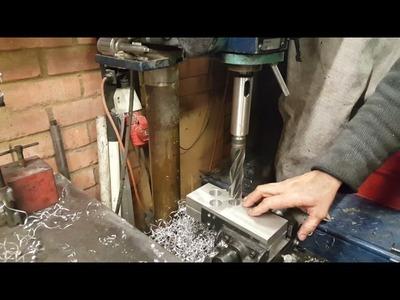 RING ROLLER, METAL BENDER HOMEMADE DIY (Part 2, The Base)