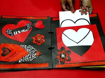 Scrapbook ideas for boyfriend - Loversbay theme 6