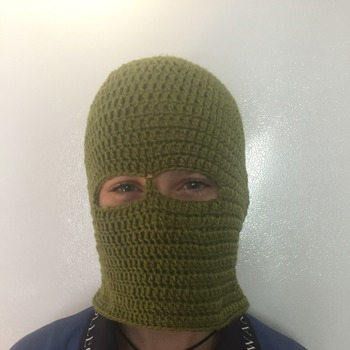 Ski mask