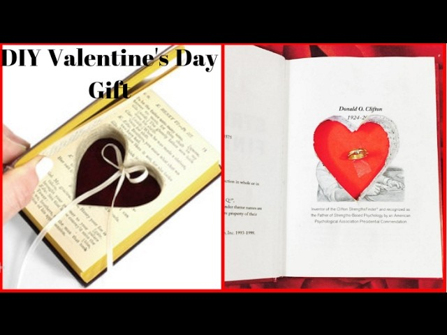 Valentines Day Diy Gifts Diy Valentines Day Gift Ideas Cute