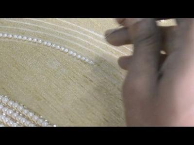 Zari Hand Embroidery