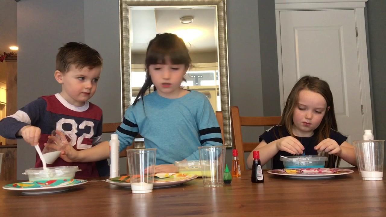 Clements Kids - DIY Slime Tutorial