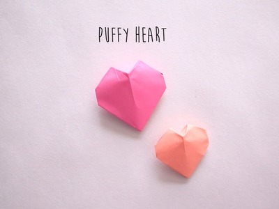 DIY: Puffy Heart