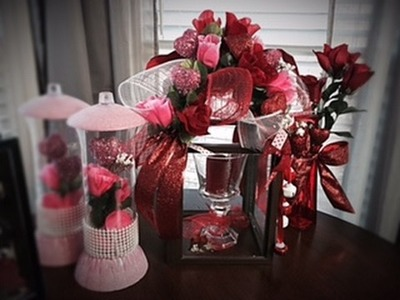 Dollar Tree Lantern: Valentine or Anytime Do-it-Yourself Create for any Season