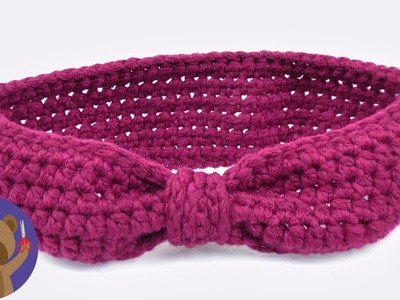 Headband with a Bow KNITTING PROJECT | Winter Knitting Inspiration | Simple Knitting for Beginners