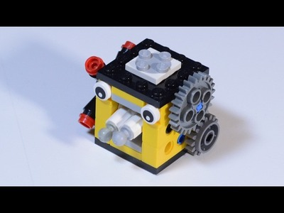 How to Build a LEGO Fidget Cube - DIY