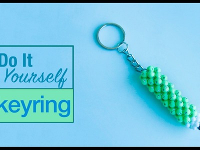 How to make pencil keychain | miniature pencil keychain | DIY keyring