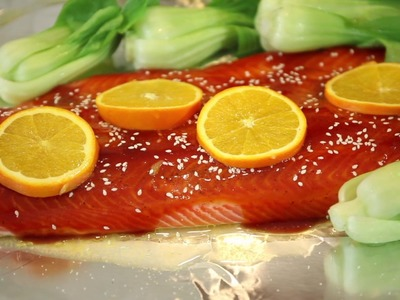 How to make Sweet and Sour Salmon