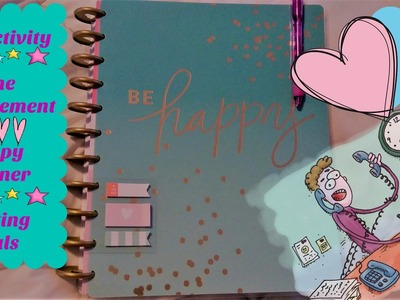 Tips for Increasing Productivity Using a Happy Planner