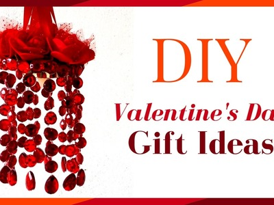 Valentine's Day Gift Ideas - Home Made DIY Gift for Her. Him - Crafts By Maya Kalista!