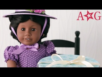 Addy Walker DIY Hat Box! | OMaG | American Girl