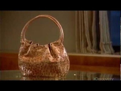 How It's Made - Alligator Bags