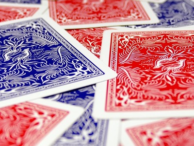 How To Break In Playing Cards