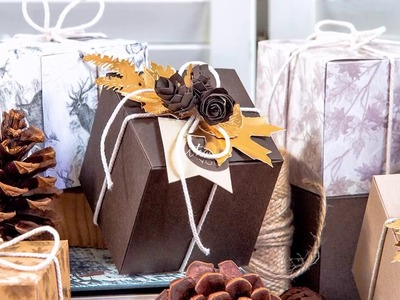 How to Create the Giving Makes You Happy Box