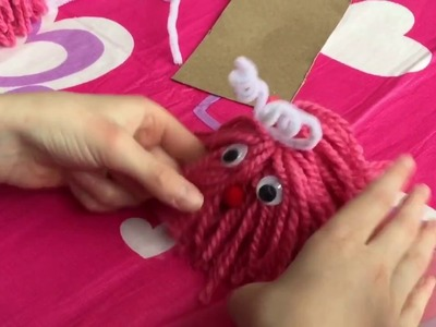 How to make LOVE BUGS with kids