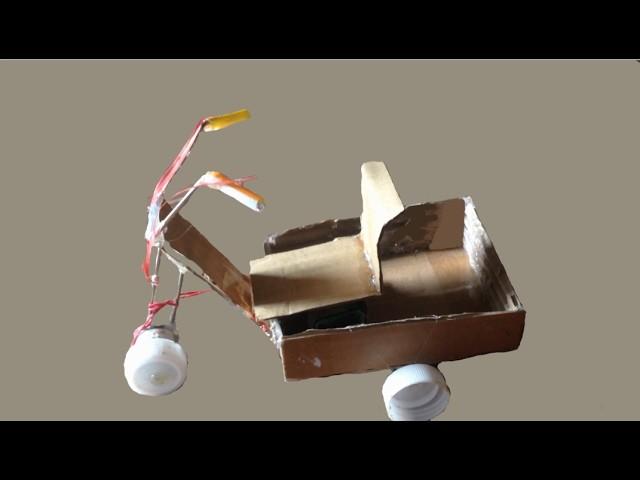 How To Make  Mini Rickshaw (Tuk Tuk ) -Electric Tuk Tuk DIY