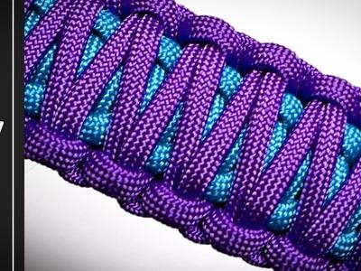 How to make the King Cobra Paracord Bracelet