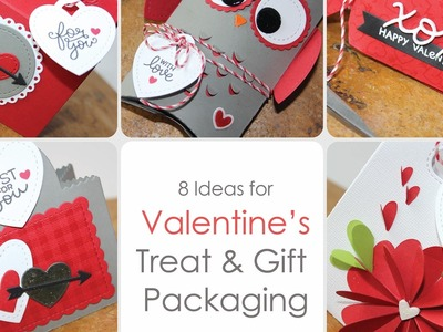 How to make Valentine's Day gift packaging