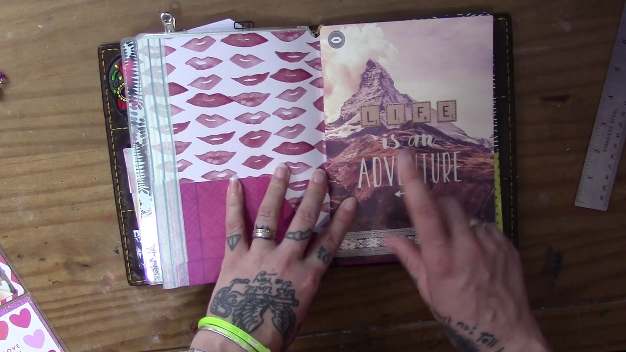 How to Plan Efficiently : 2 : All About Traveler's Notebooks