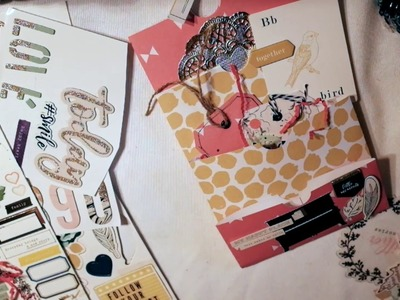 Loaded Paper Bag Flipbook Process Video #5 - MAGGIE HOLMES GATHER