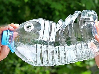 Plastic Bottle Life Hacks - Pets Cooler Making || DIY