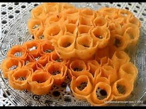 Rose cookies.gulabi puvvulu.how to make rose cooki