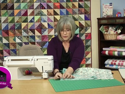 Sew Easy - How to Bind a Quilt