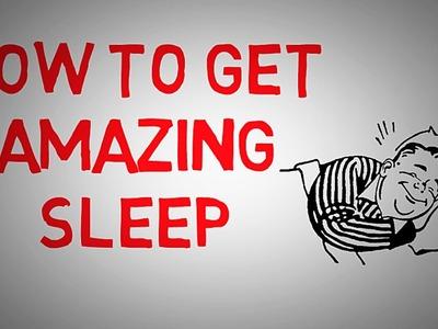 Sleep Smarter animated book summary - How to get amazing sleep