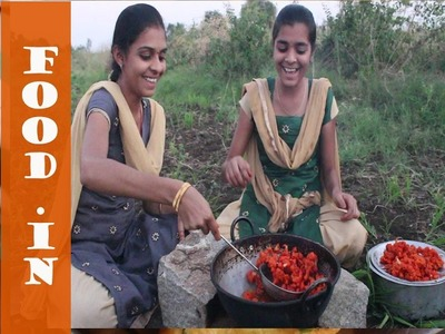 Twin Chefs - How to Make a Simple Crispy Cauli-flower fry ||Food.in
