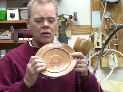 What is a Paten and How do I turn One?  Part 2