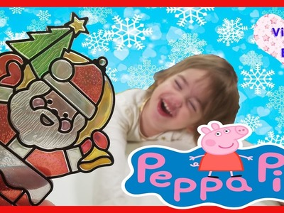 CHRISTMAS activity and Educational iPad app for kids: Tiny Hands Toy Factory Thomas Peppa Pig Santa