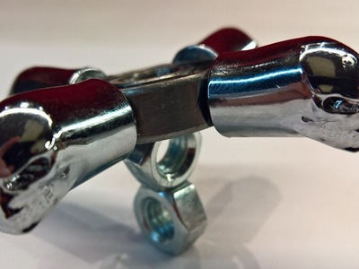 DIY Fidget Toy | Hand Spinner Model 10. Alien Head