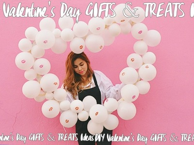 DIY: LAST MINUTE VALENTINE'S DAY GIFT IDEAS!!! 2017