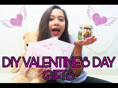 DIY VALENTINE'S DAY GIFT IDEAS | OLA TOBING