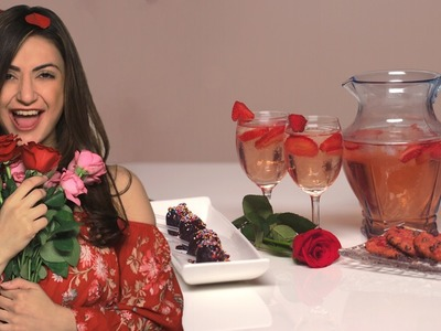 DIY Valentines Day Treats - Dessert Recipes - Glamrs