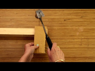 How To Create a Dent Free Finish - D.I.Y. At Bunnings