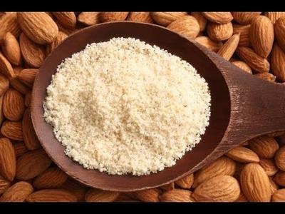 How to make Almond Powder. DIY wonder