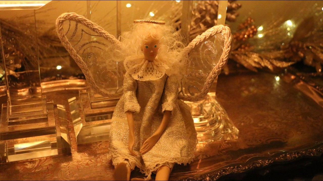 How to make an easy Angel DIY