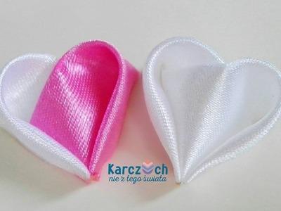 Kanzashi #26 - Heart Petal #2 (Valentine's Day)