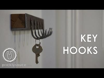 Key hooks How to make