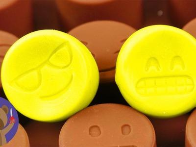 Mini EMOJI Erasers | Cute and Simple DIY | Emoji Mould