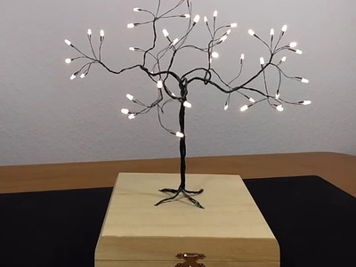 Tutorial: Build your own LED wire tree - Part 1.8 - Introduction